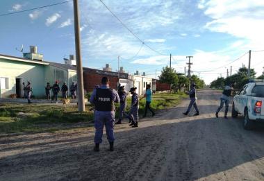 Tres allanamientos y diez detenidos por un desorden en la Nueva Formosa.jpg