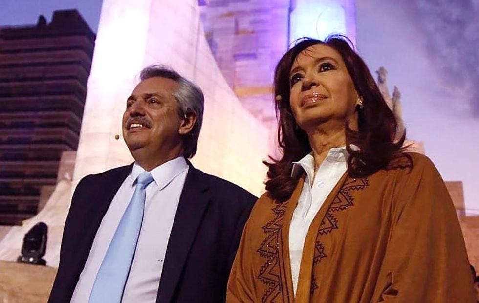 Alberto Fernández, entre Cristina Kirchner y el Fondo