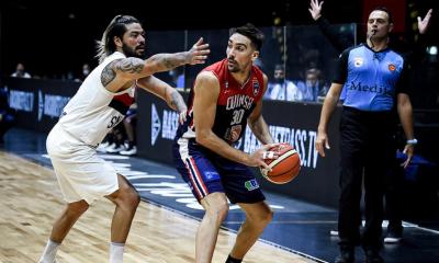 Quimsa de Santiago del Estero venció a San Lorenzo en el primer juego de la final