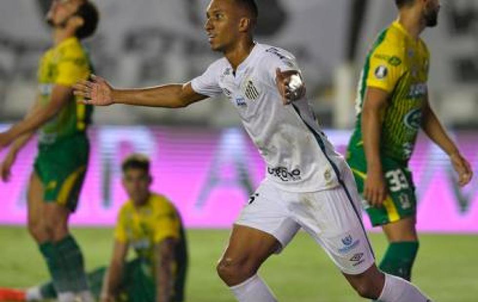 Defensa falló en Brasil y quedó eliminado de la Libertadores
