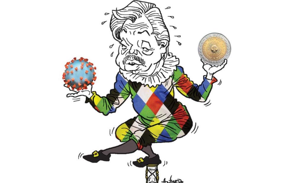 Cerrar con el FMI y lograr un acuerdo político, las metas de Alberto Fernández