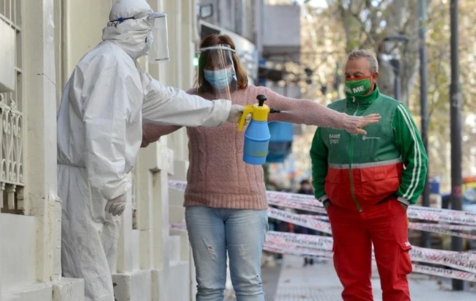 Coronavirus en Argentina: confirman otras 186 muertes y 10.097 nuevos casos en las últimas 24 horas