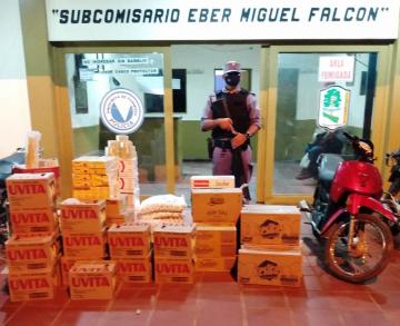 Secuestran mercader_as que pretend_an trasladar al vecino pa_s por el r_o Paraguay.jpg