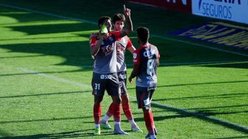 Foto- El equipo de Sarandí ganó y será uno de los que lucharán por el título de la Copa..jpg
