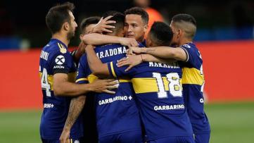 Foto- Boca necesita un punto para clasificar a la zona campeonato de la Copa Diego Maradona.jpg