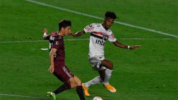 Foto- River vs San Pablo en Avellaneda por la Copa Libertadores de América.jpg