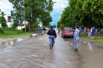 Siniestro vial con victima fatal por avenida Maradona.jpg
