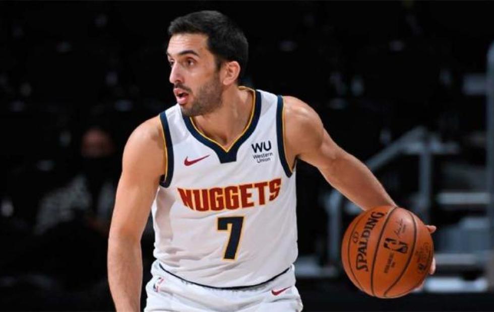 Denver Nuggets, con Facundo Campazzo, se mide ante Brooklyn Nets