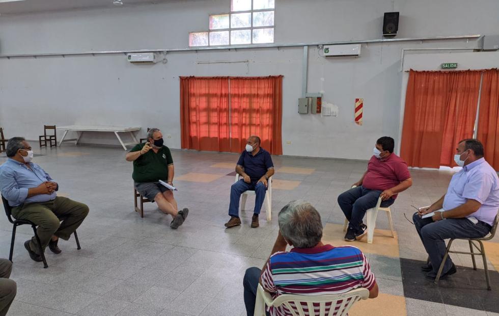 Ing. Juárez: coordinan acciones
