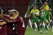 Defensa y Justicia y Lanús definen en Córdoba al nuevo campeón