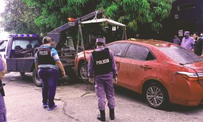 La Policía recuperó un automóvil con pedido de secuestro