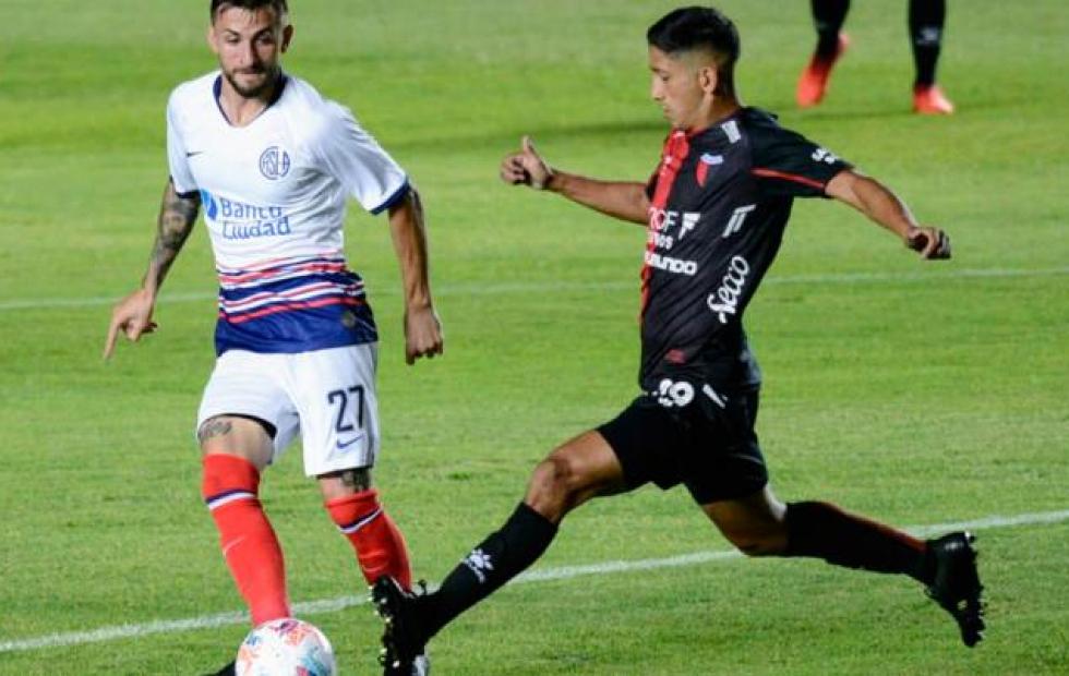 Colón derrotó a San Lorenzo y tiene puntaje ideal