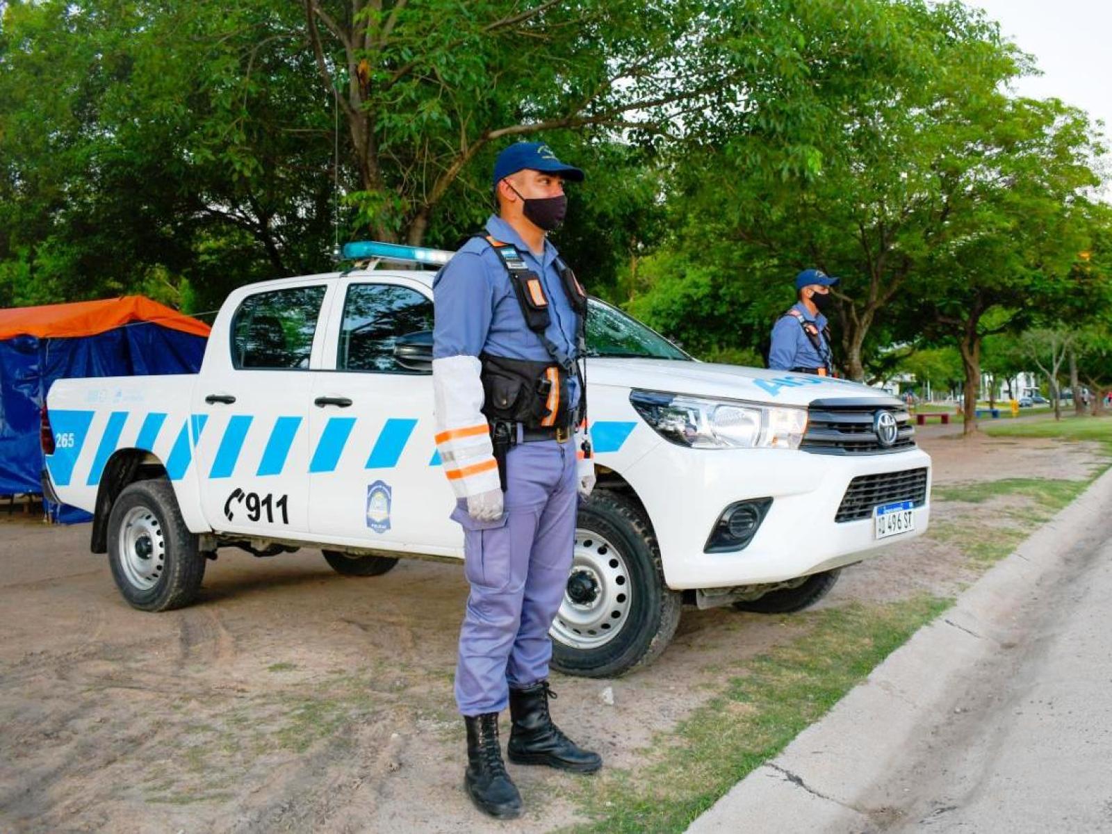 Un brasileño ingresó desde Paraguay a la provincia y  fue demorado inmediaciones a la Universidad de Formosa