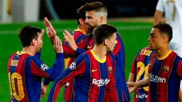 Foto- Arranque auspicioso del equipo catalán que no tuvo problemas jugando de local..jpg