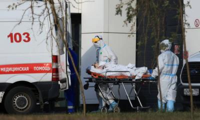 Rusia batió su máximo diario de nuevos contagios y rozó el récord de muertes por COVID en 24 horas