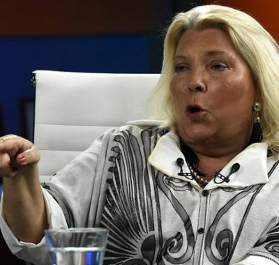 Elisa Carrió pidió que Juntos por el Cambio vote a favor de Daniel Rafecas en el Senado