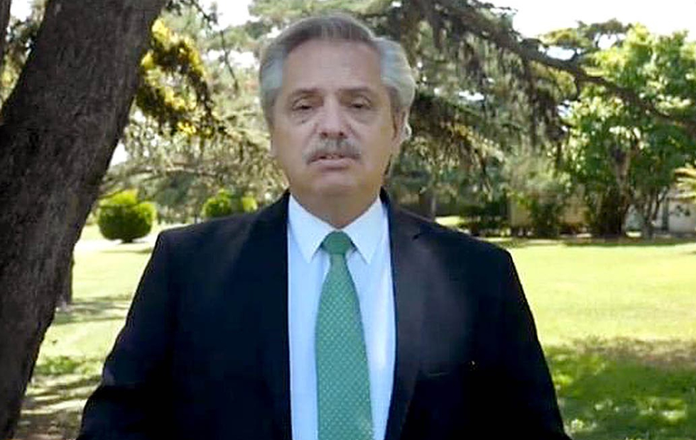 Aborto legal: Alberto Fernández anunció el envío del proyecto