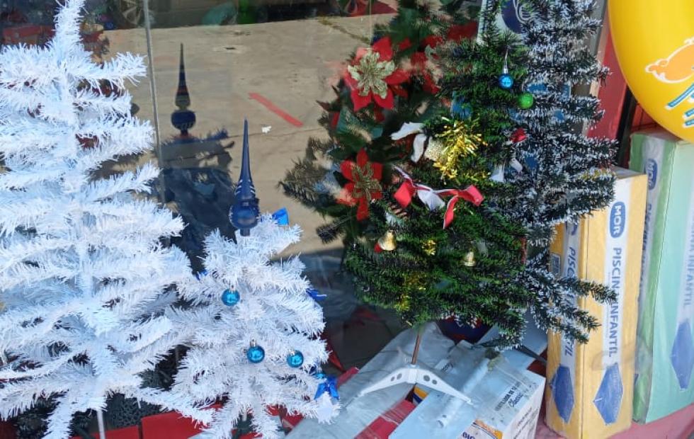 ¿Cuánto costará armar el arbolito de Navidad este año?