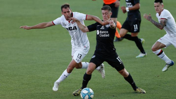 Foto- San Lorenzo enfrenta al Pincha en el estadio único de La Plata..jpg