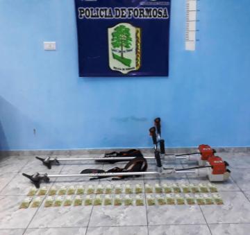 La Polic_a esclareci_ un hecho de robo en el Lote 110.jpg