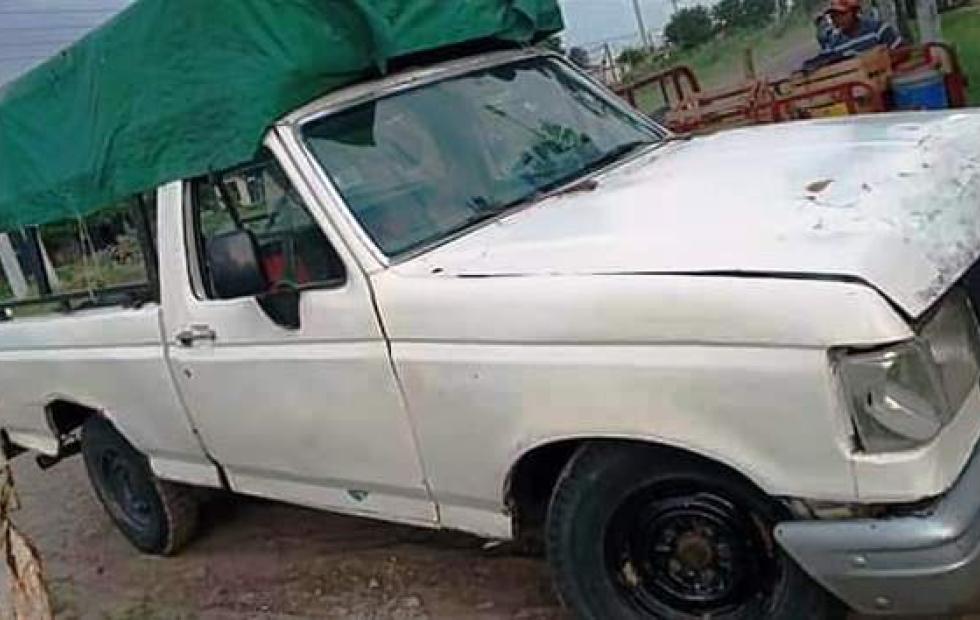 La Policía recuperó una camioneta sustraída del barrio El Porvenir