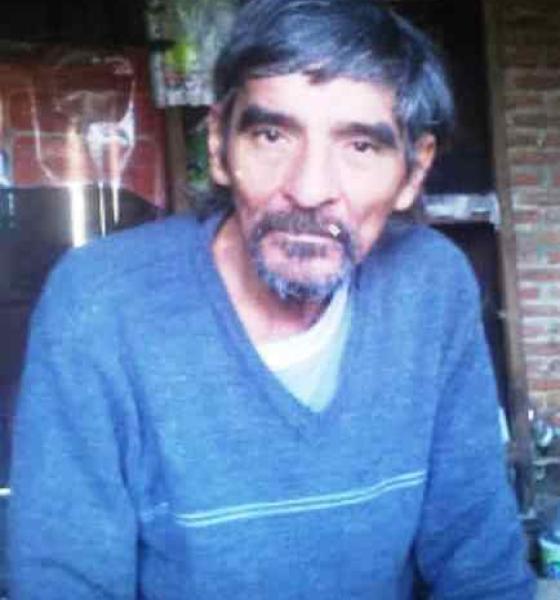 Se busca establecer el paradero de Juan Carlos González