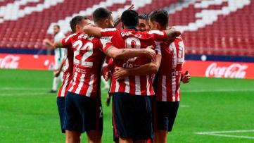Foto- El Atlético del argentino Diego Simeone arranca ante Chelsea los octavos de final..jpg