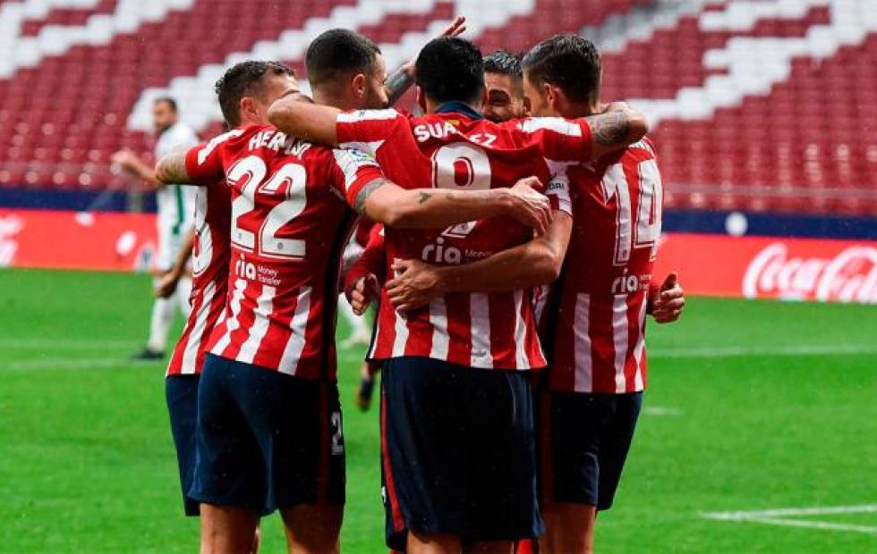 Atlético de Madrid va por el primer golpe ante Chelsea