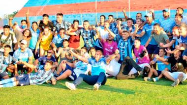 Foto- Gimnasia y Tiro de Salta derrotó a Deportivo Fontana y volvió al Federal A.jpg
