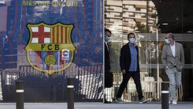 Foto- Allanaron las oficinas del Bacelona.jpg