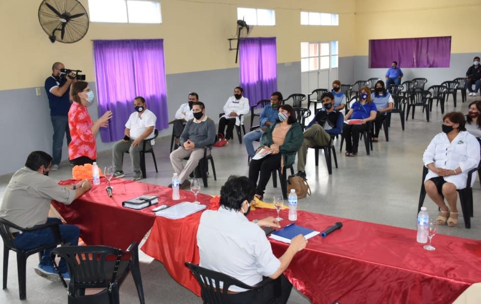 El lunes 19 volverán las clases semipresenciales a las localidades de Misión Laishí y Herradura