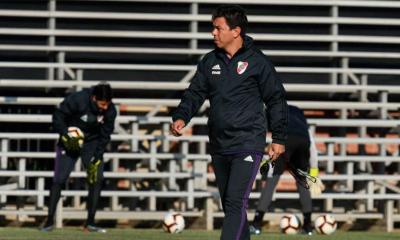 Marcelo Gallardo recupera a dos hombres importantes para el duelo de River ante Talleres