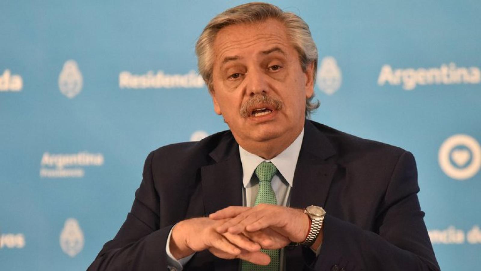 Alberto Fernández anunció que se termina el aislamiento en todo el país