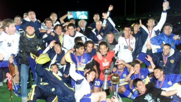 Foto- Boca Juniors tocó el cielo con las manos en la victoria magistral ante Real de Madrid..jpeg