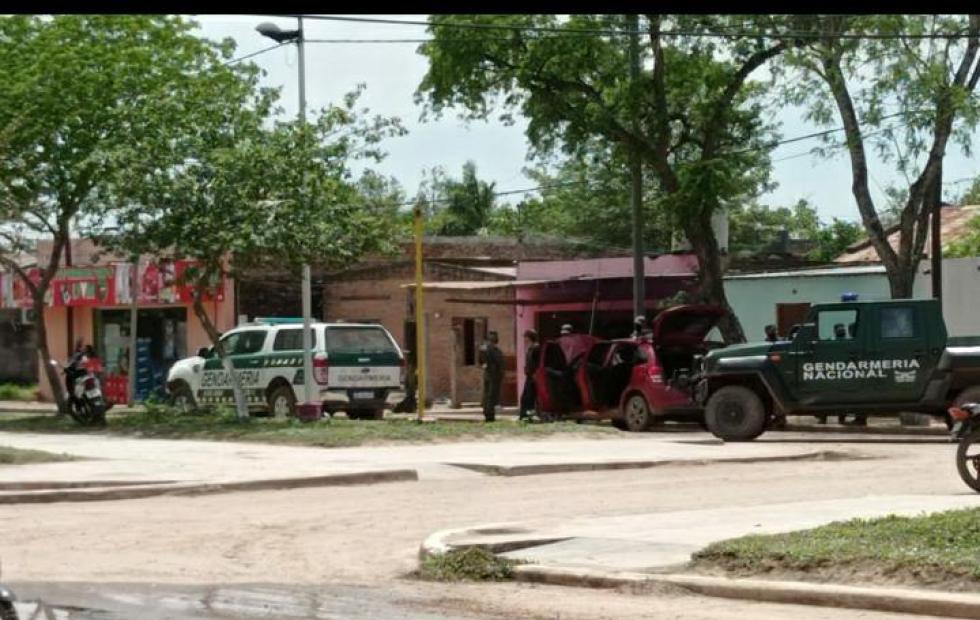 El chofer del intendente de Estanislao del Campo habría sido detenido con marihuana