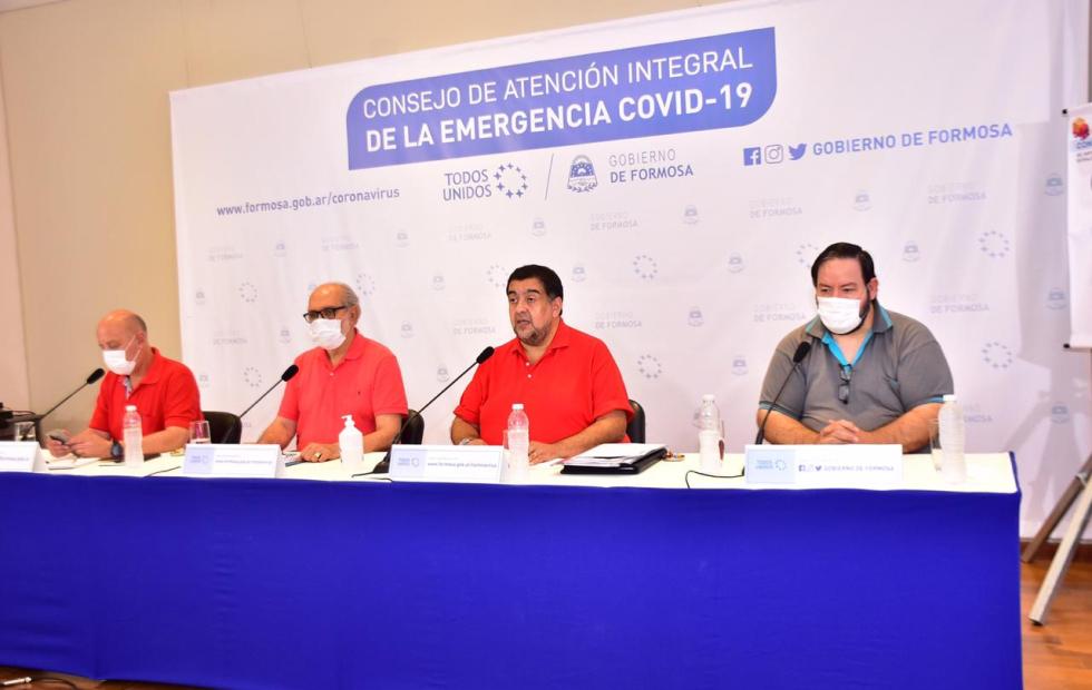 Se diagnosticaron 54 casos positivos de Coronavirus en siete localidades