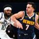 """Derrota de Denver Nuggets ante Utah Jazz con poco de """"Facu"""" Campazzo"""