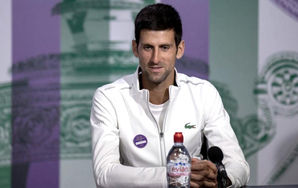 Djokovic sigue al frente y Schwartzman se mantiene noveno