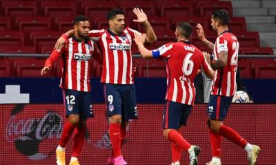El Atlético de Madrid será anfitrión del Salzburgo