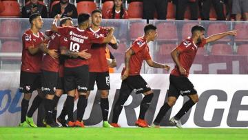 Foto- Independiente abre hoy la serie ante Atlético Tucumán en Avellaneda..jpg