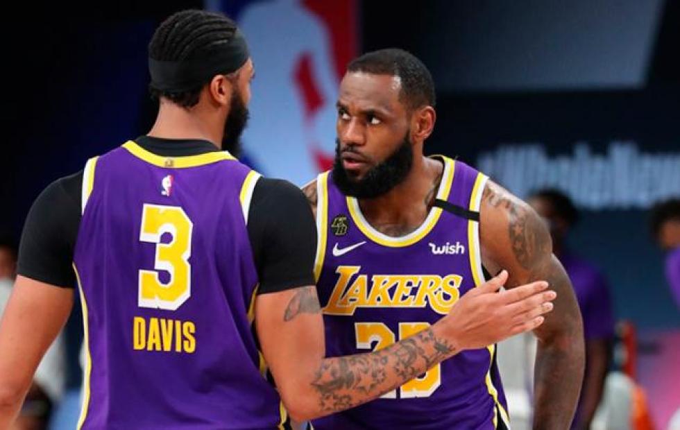 Lakers primer finalista 2020
