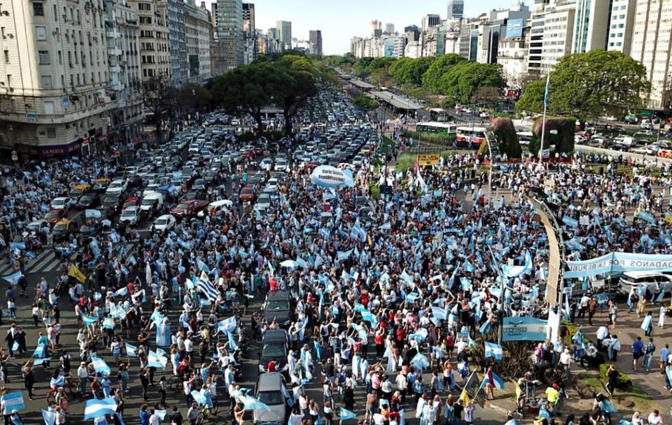 Una marcha que interpela  a todos, sin exclusiones