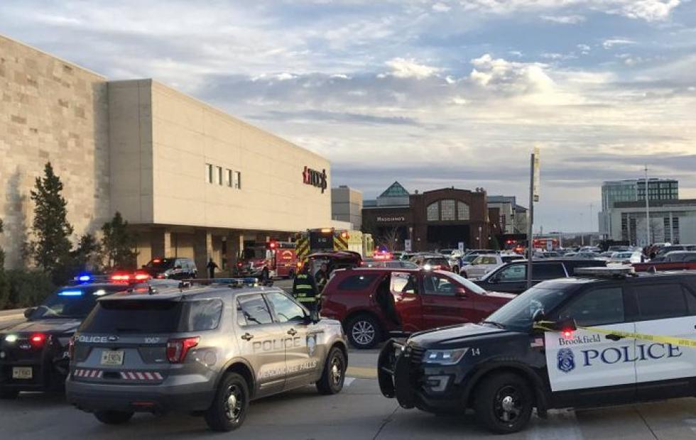 Se reportaron disparos en un centro comercial de Wisconsin: un muerto y varios heridos