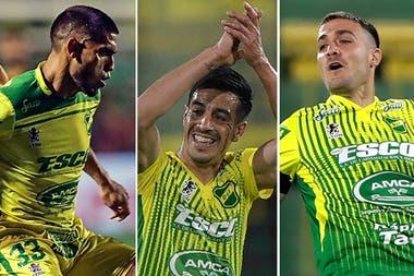 Foto- Tres jugadores dieron positivo de Covid-19 en Defensa y Justicia..jpg