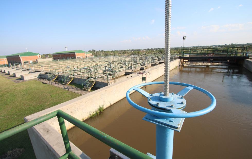 Afectación del servicio de Agua Potable