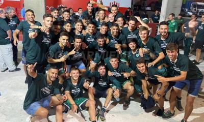 Sarmiento de Junín ascendió a Primera tras ganar por penales