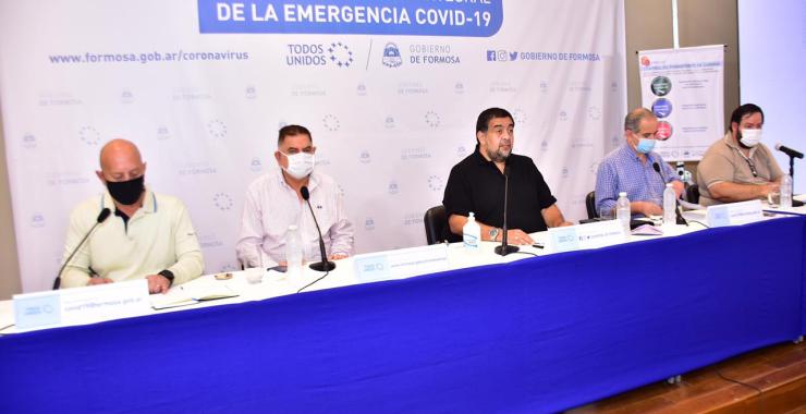 Formosa: 20 nuevos casos positivos de coronavirus y 10 altas médicas