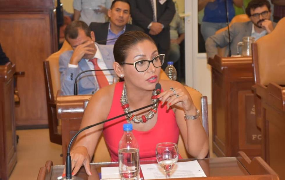"""Celeste Ruíz Díaz: """"Señora Secretaria de la Mujer, Mirna no es culpable"""""""