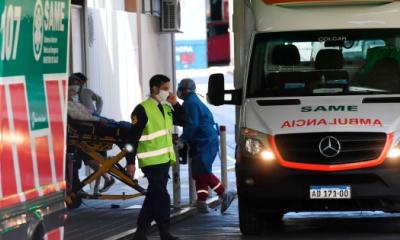 Coronavirus: confirmaron 116 muertes y 6.653 nuevos contagios en las últimas 24 horas