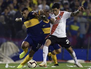 Foto- Boca Juniors y River Plate integran el bombo 1 de los cabeza de serie para el sorteo..jpg